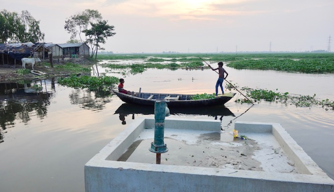 The frequency of floods have increased in Bihar (Photo by Preeti Singh)