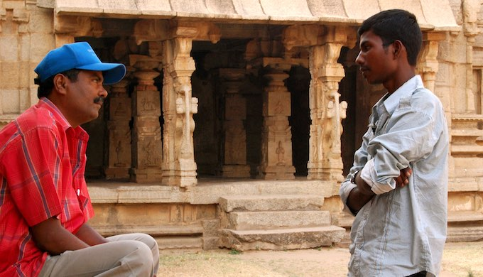 India has a rich tradition of debate and discussion (Photo by Global Lives Project)