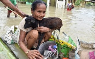 Climate change a threat to rich and poor alike