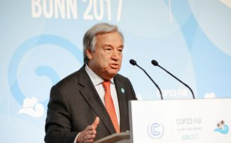 Money remains distant honeypot as climate summit ends