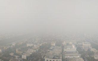 Global failures evident in Delhi smog