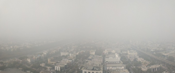 Despite an action plan, and much political hullabaloo, Delhi remains blanketed by pollution.