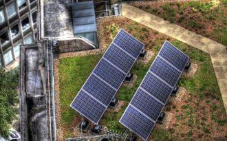 Rooftop solar clocks impressive growth