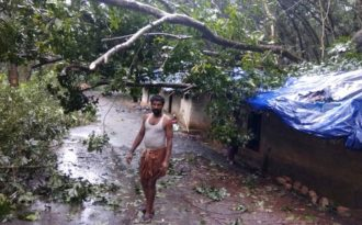 Best of 2017: Climate change will cause more cyclones in Arabian Sea