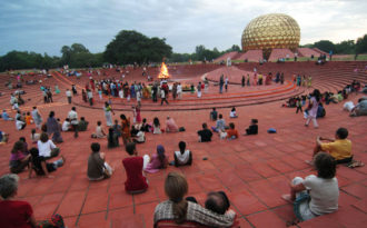 Photo Feature: Auroville shows ways of sustainable living