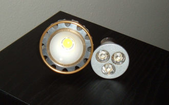 LED bulbs: Is the blue not green enough?
