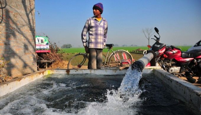 India is the world's largest user of groundwater (Photo by Columbia Water Center)