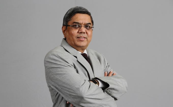 Tulsi Tanti, chairman and managing director of Suzlon Energy (Image by Suzlon)