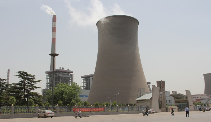 Smokestacks and mirrors: Analysis of Chinese energy statistics requires a great deal of caution (Image by V.T. Polywoda)