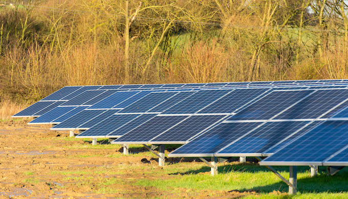 India is adding solar capacity at a rapid clip. (Photo by Gerry Machen)