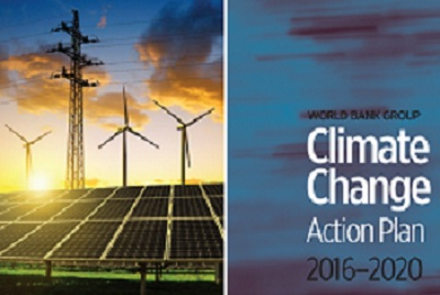Climate Change Action Plan 2016 – 2020