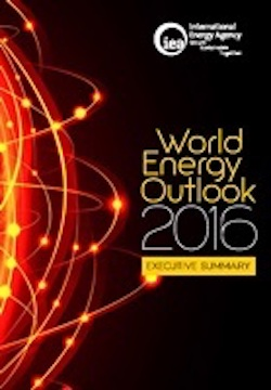 Click here to download 'World Energy Outlook 2016'