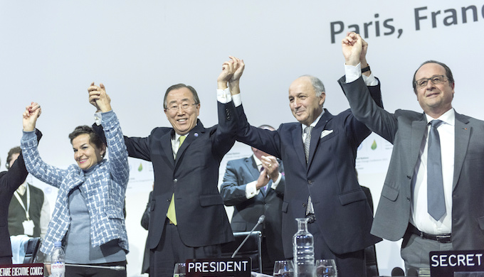 The Paris agreement pledges are likely to live on, with or without the US. (United Nations Photo)