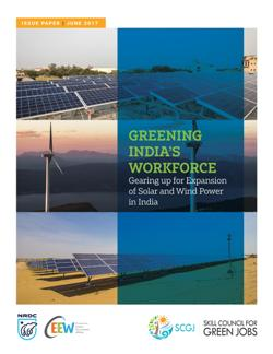 Click to download 'Greening India's Workforce'