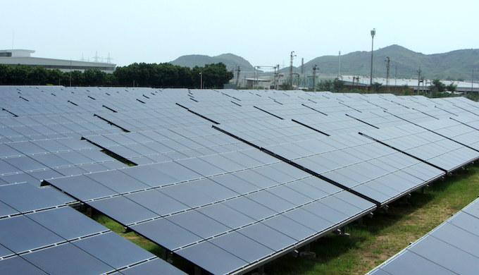 Sunlight powers industrial hub in Rajasthan