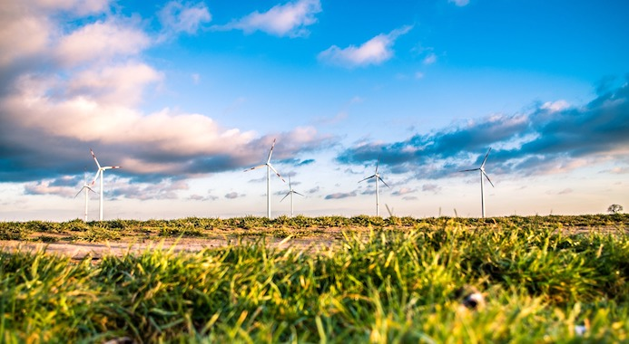 India needs proactive policies to achieve its wind energy targets. (Photo by Pixabay)