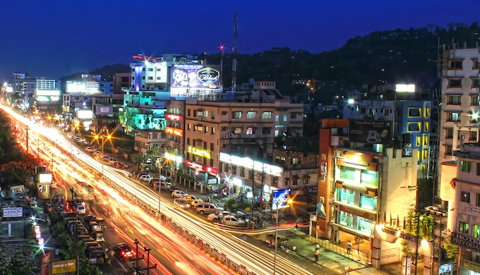 Energy use in cities is slated to increase across India. (Photo by Vikramjit Kakati )