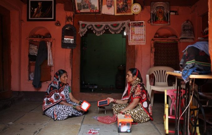 NGOs bring clean power to dark homes