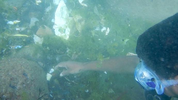 Kerala wakes up to ghosts of plastics haunting the Arabian Sea