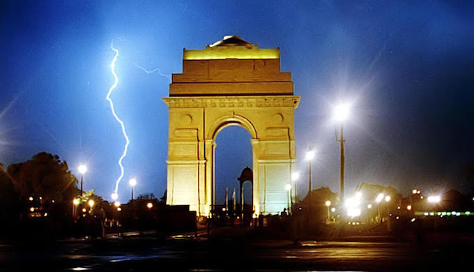 Deadly thunderstorms test India's weather warning system