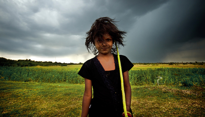 Climate change will worsen living standards in India