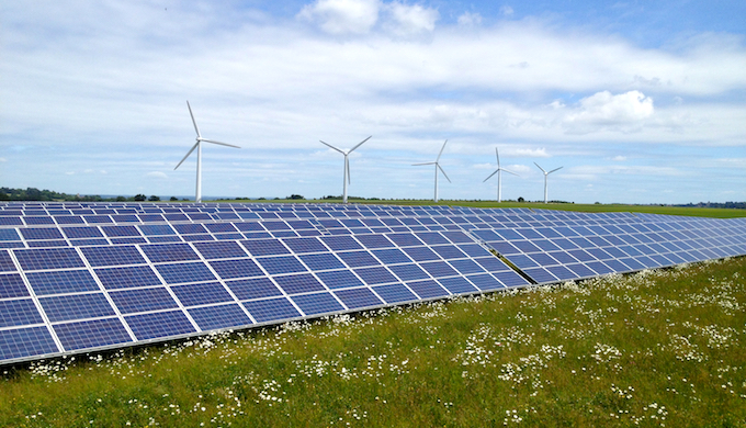 Wind-solar hybrid policy to boost renewables