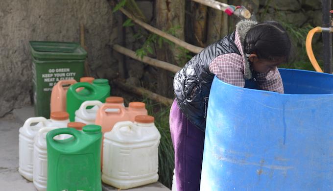 Tourist magnet Ladakh facing water scarcity