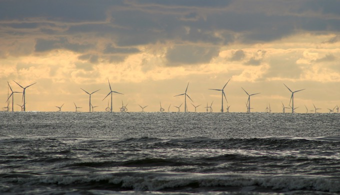 India moves towards offshore wind power