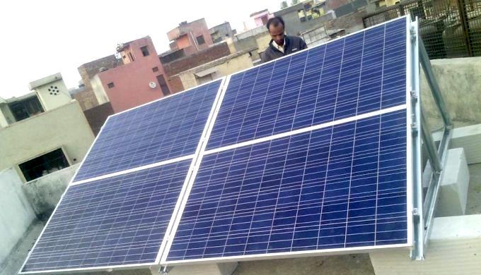 Incentives for rooftop solar can light up homes cheaply