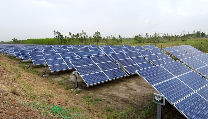 Shape up or ship out of India's solar sector