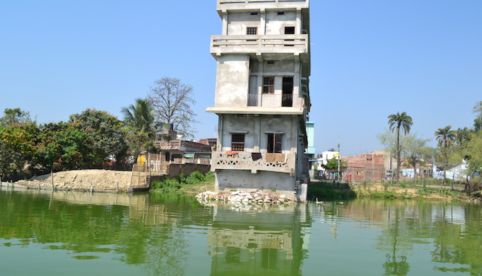Disappearing ponds destroying Bihar