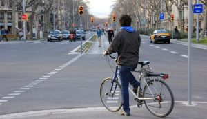 Bicycles play a big role in clean urban mobility (Photo by Lig Ynnek)