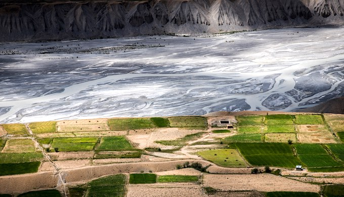 Photo feature: Climate change altering farming in Spiti