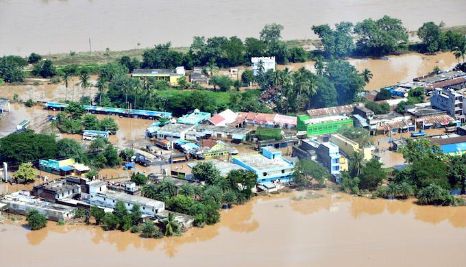 Cyclones buffet Odisha as temperatures rise