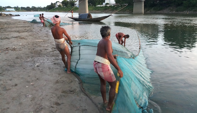 India, Bangladesh and three dying rivers: a multimedia report