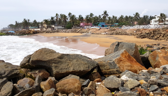 Kerala's coastline faces serious threat: a multimedia report