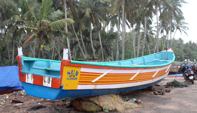 Kerala fishers feel heat of climate change