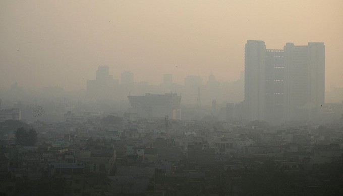 No quick fix for India's air pollution