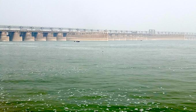 Multimedia: Sorry state of Ganga downstream of Farakka