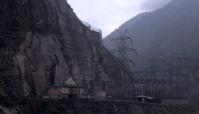 Huge amounts of electricity is produced in Kinnaur, but most villages have to deal with extended power cuts