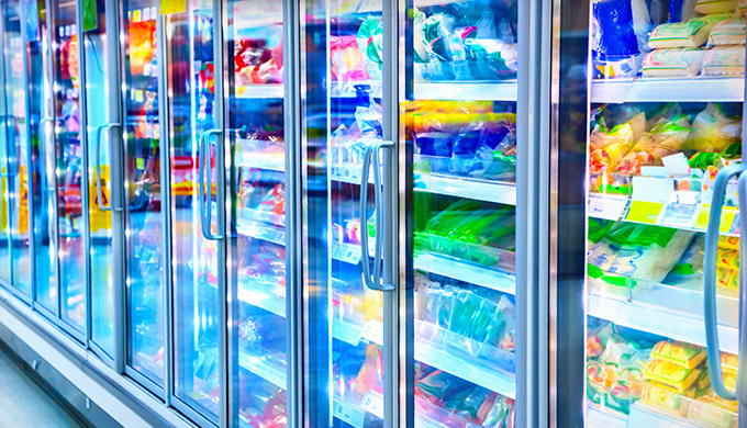 That's the supermarket part of the cold chain (Photo by IStock)