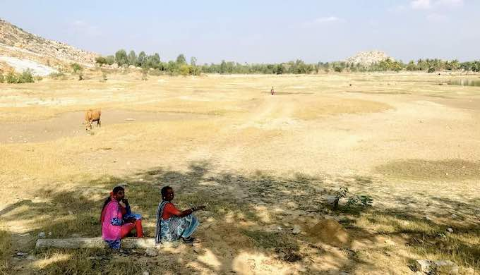 Many parts of India are already reeling under drought, and forecasts of a below-average monsoon is likely to add to the crisis (Photo by Nidhi Jamwal)