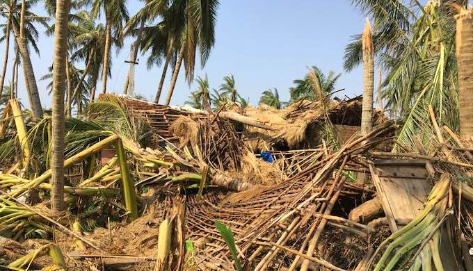 Rebuilding woes in the wake of Cyclone Fani