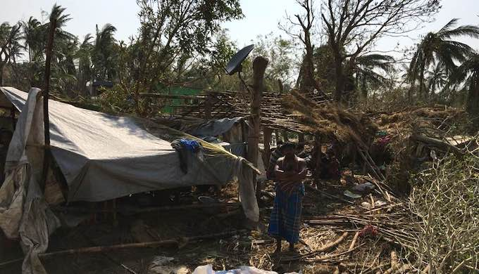 It will take Odisha years to reconstruct the wreckage left behind by Cyclone Fani (Photo by Bismaya Mahapatra)