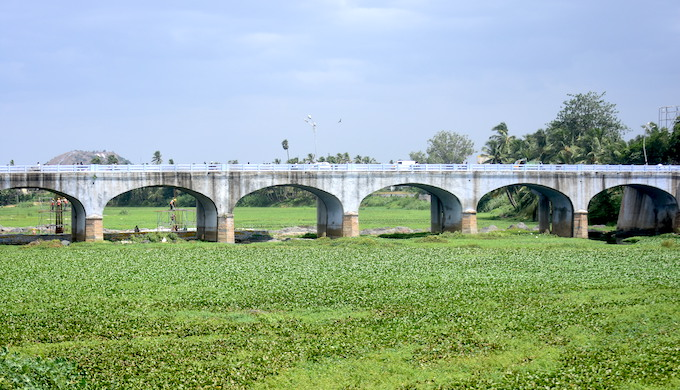 Photo feature: Cauvery effectively a dead river in Tamil