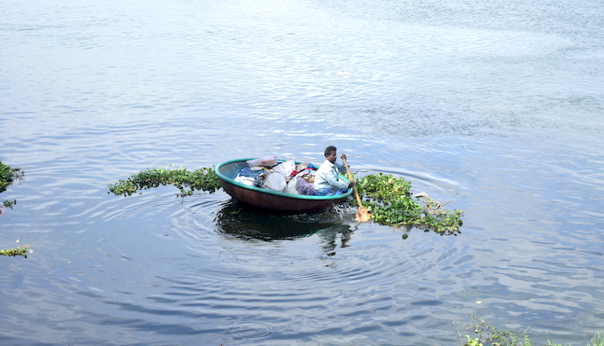 Photo feature: Cauvery effectively a dead river in Tamil Nadu