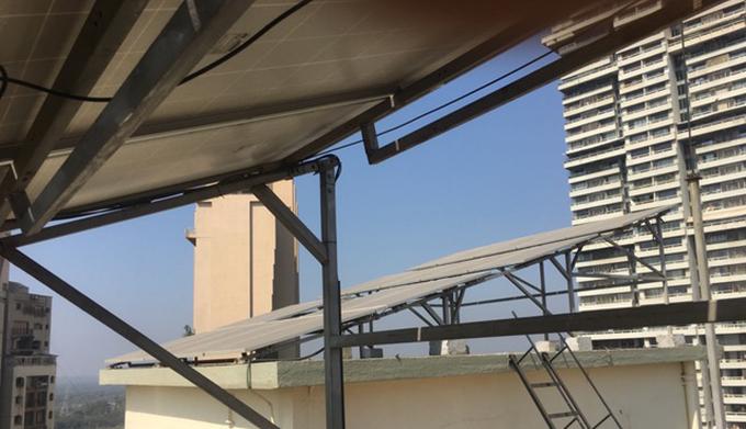 Rooftop solar needs help in India