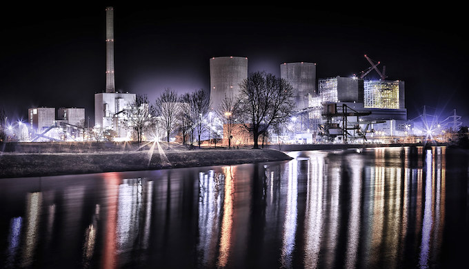 Coal-fired power plants are on their way out (Photo by Frank Friedrichs)