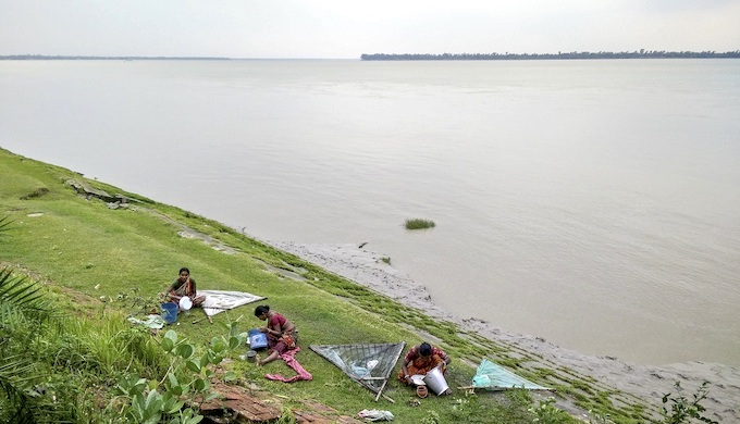 Photo feature: The Ganga and its people