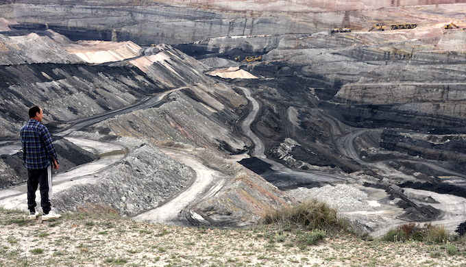 Increasing use of coal is driving up global emissions growth (Photo by Jennifer Woodard Maderazo)